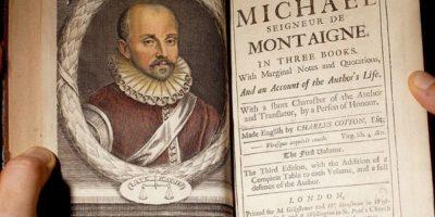 Монтен – Сами по себе си нещата не са нито мъчителни, нито трудни; нашата слабост и малодушие ги правят такива