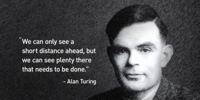 107 години от рождението на Алън Тюринг, гениалният учен, който спечели Втората световна война