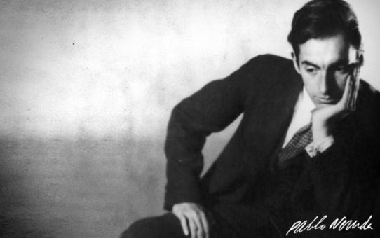 """115 години от рождението на Пабло Неруда. """"Можеш да отрежеш всички цветя, но не можеш да спреш пролетта"""""""