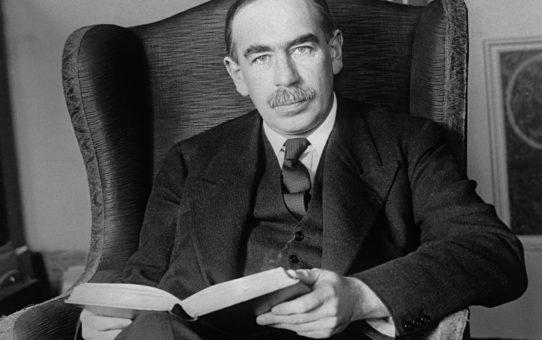 """""""Идеите оформят хода на историята"""". Най-влиятелния икономист на 20 век Джон Мейнард Кейнс"""