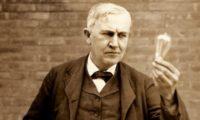 """173 години от рождението на Томас Едисън. """"Недоволството е първата необходимост на прогреса"""""""