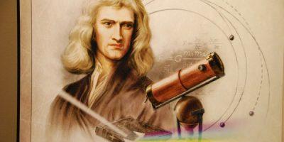 Исак Нютон прави най-великите си открития докато е в изолация по време на пандемия