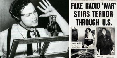 Как с радиопиеса Орсън Уелс накара Америка да повярва, че Марс напада Земята